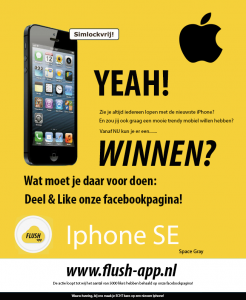 Facebook-iphone-actie-flush-app